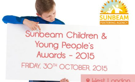 Sunbeam Children & Young People's Awards Ceremony at West London