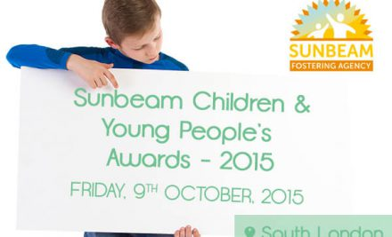 Sunbeam Children & Young People's Awards Ceremony at South London
