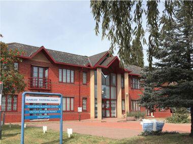 Sunbeam's New head office in Langley