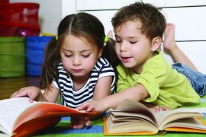 Children-to-be-Readers