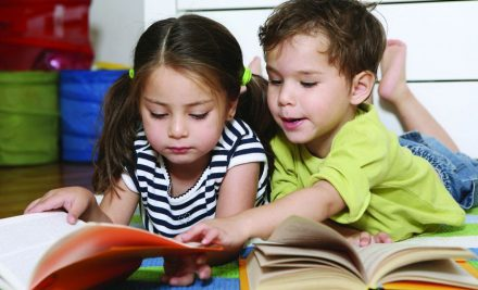 5 Ways to Encourage Your Children to be Readers