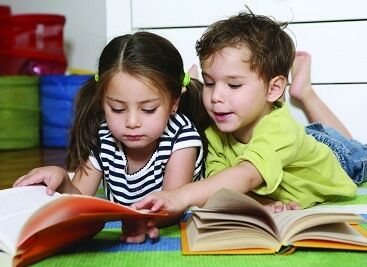 Importance of children reading over the summer