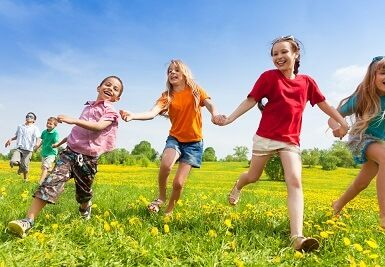 Why our children need to get outside more