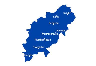 Northamptonshire, We Need You!