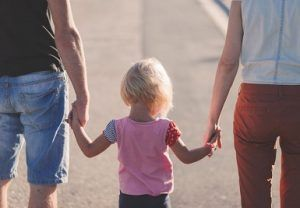 Parent and child placements