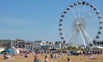 Summer Trip – Weston Super Mare