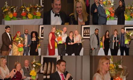 Sunbeam Foster Carers Awards Evening At Belfry Hotel