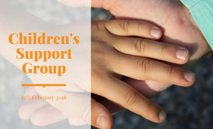 Children's Support Group: 15.02.18