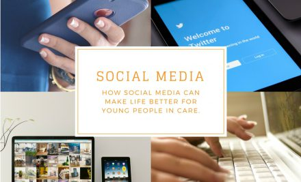How social media can make life better for young people in care