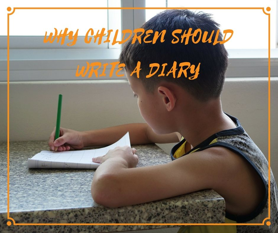 writing a diary
