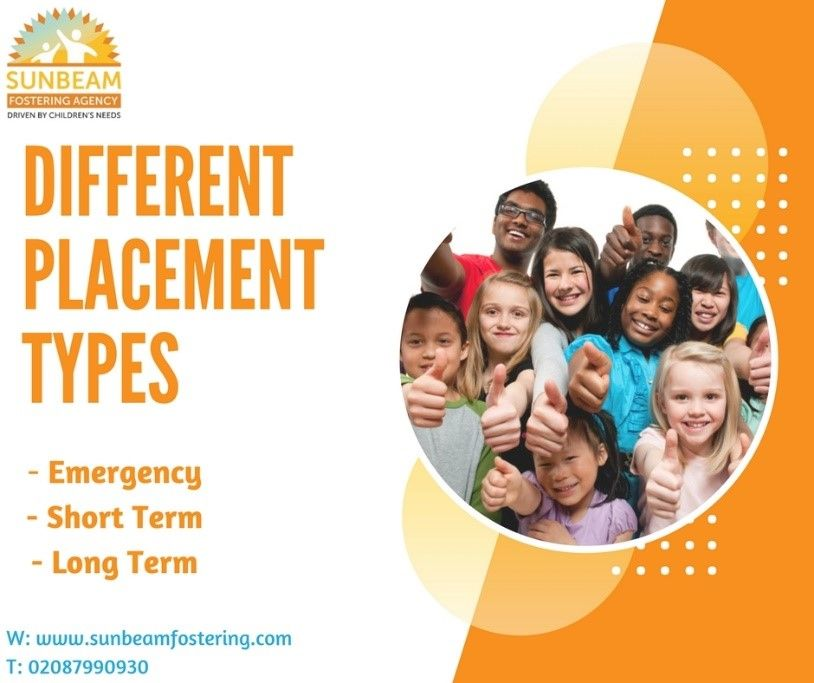 placement types