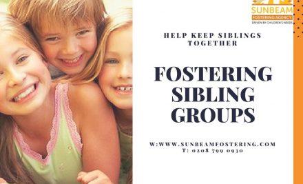Sibling Groups – Help keep siblings together