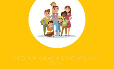 Foster Care Fortnight, Day 6: Foster Care Experience Day