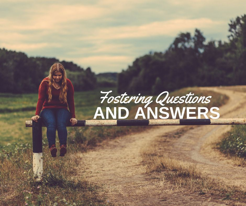 Fostering Questions