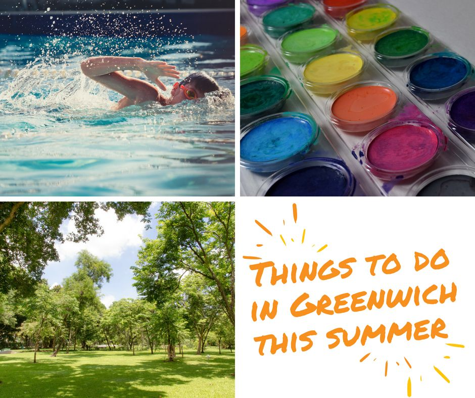 Things to do in Greenwich this summer!