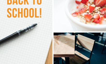 Back to school: Top Tips