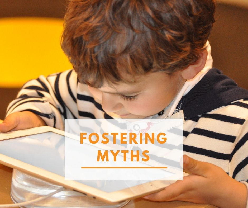 fostering myths
