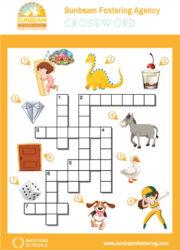 Sunbeam-crossword