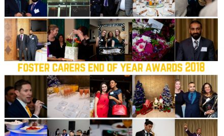 End of Year Foster Carers Awards – London