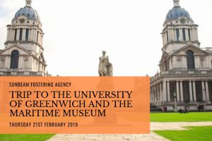 Trip to The University of Greenwich and the Maritime Museum