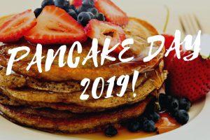Pancake Day 2019!
