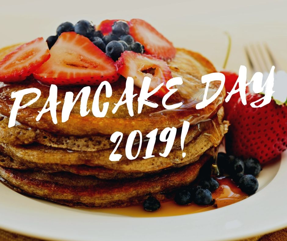 pancake day 2019