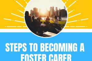Steps to become a foster carer