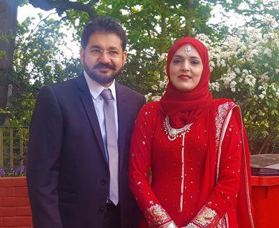 Hannah and Kashif