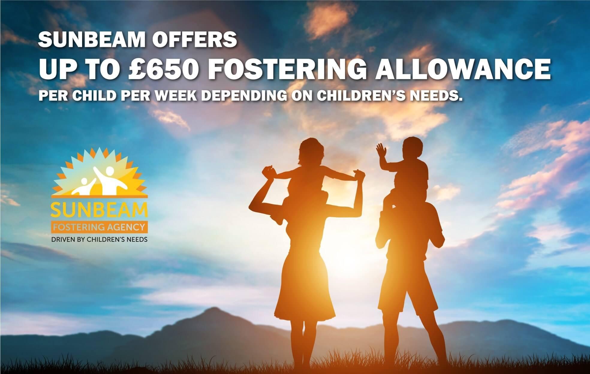 sunbeam-fostering-allowance