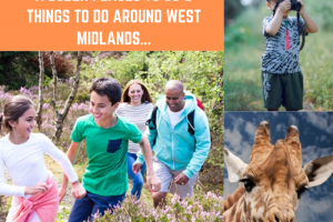 A dozen places to go and things to do around West Midlands
