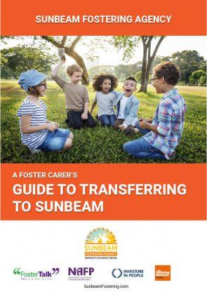 transfer fostering agency