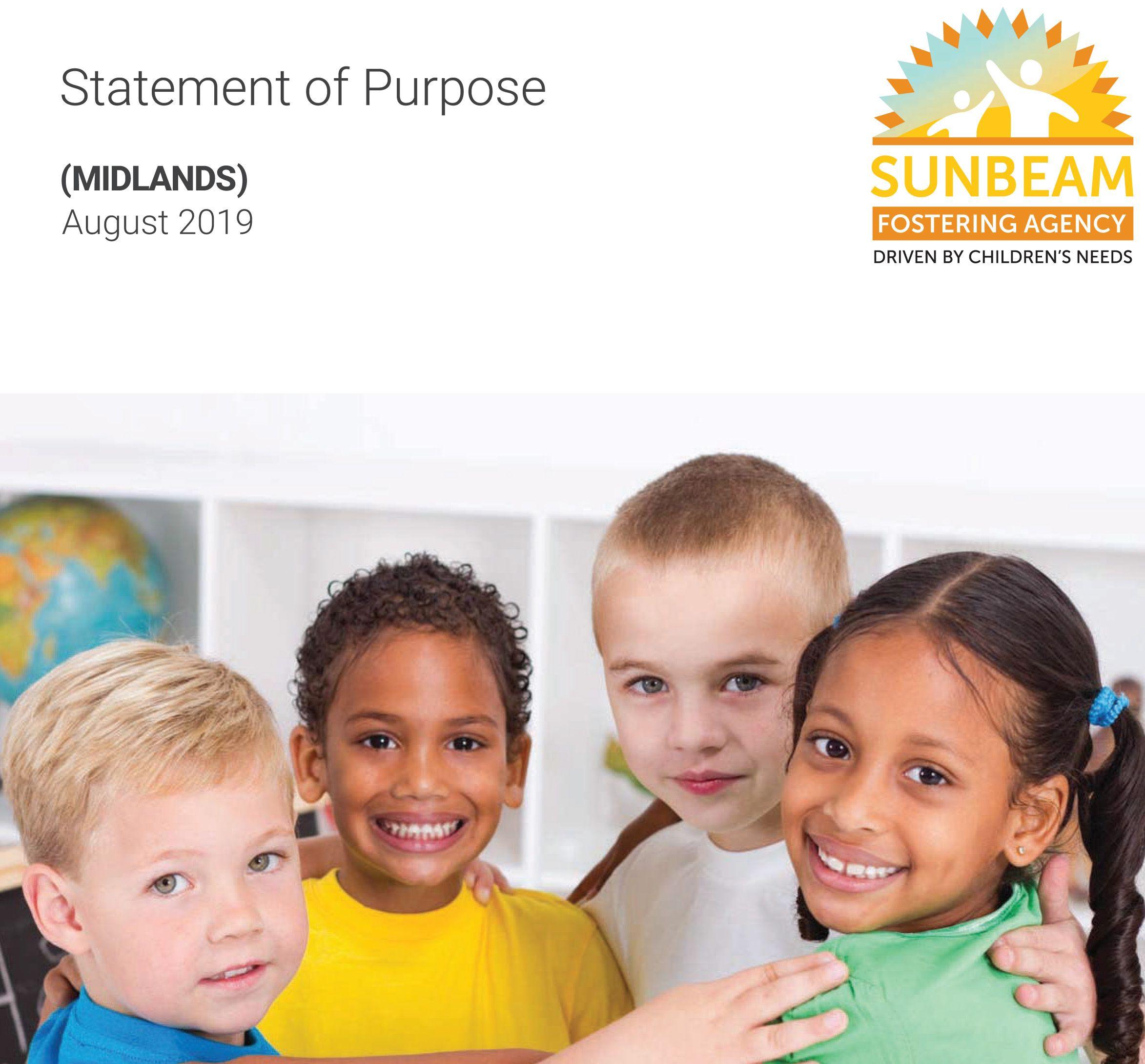 Statement of Purpose Midlands