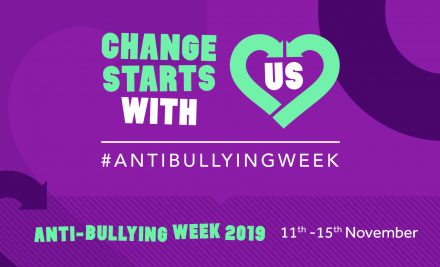Anti-Bullying Week 11th – 15th November 2019
