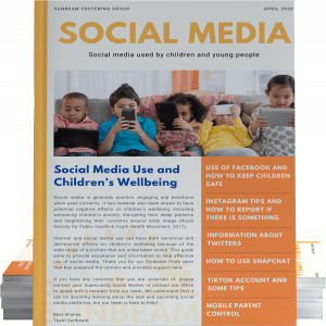 Social Media Use and Children's Well being